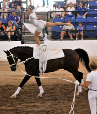 National Equestrian Vaulting